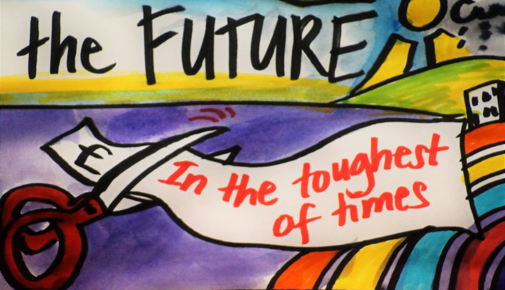 future in the toughest of times graphic v4